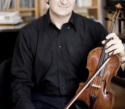Giovanni Borrelli violino a